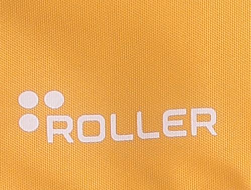 Bamblebee Yellow Shopping Roller Fabric