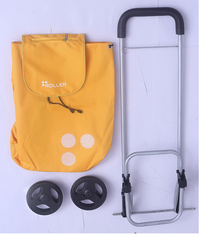Bamblebee Yellow Shopping Roller Full Package