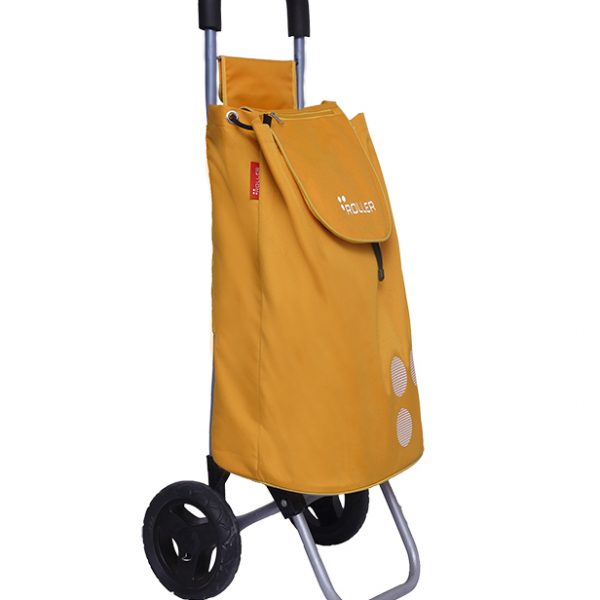 Bamblebee Yellow Shopping Roller 45 Degree