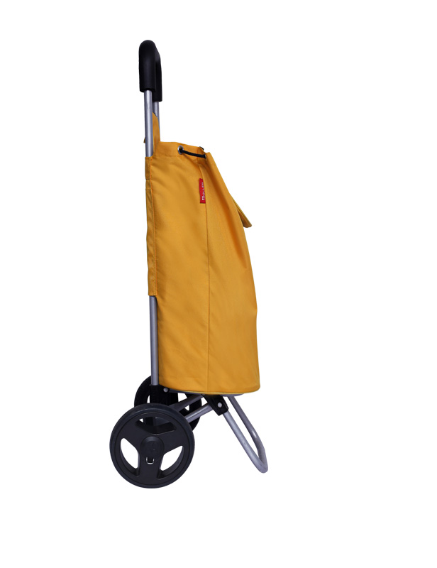 Bamblebee Yellow Shopping Roller Side