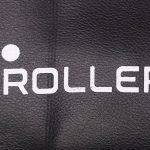 Roller Logo on Bag