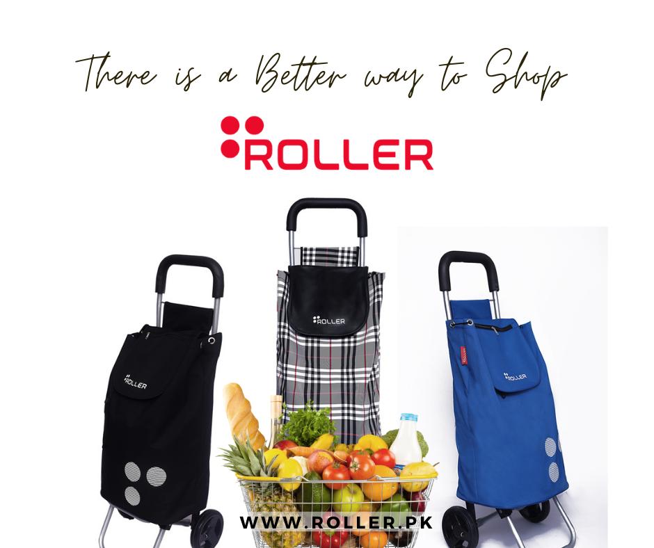 Shopping Roller | Shopping Trolley Bag in Pakistan